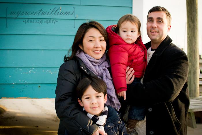 Family shot C