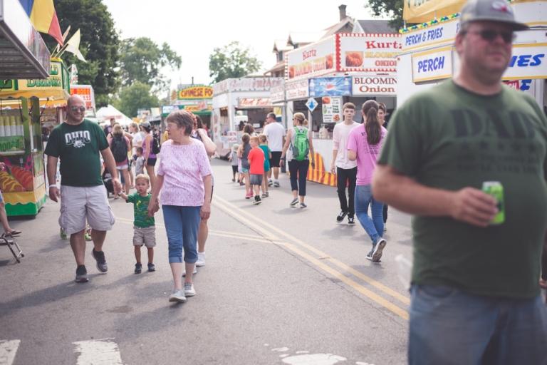Bellville Street Fair - REN FEST - Stephen's Bday-5789