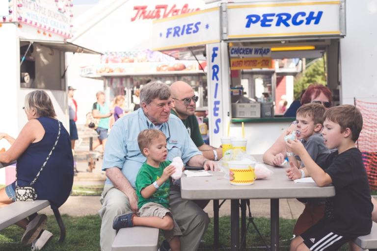 Bellville Street Fair - REN FEST - Stephen's Bday-5895